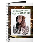 Journal with Chesapeake in reeds/camo trim