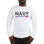 US Navy Son-In-Law Long Sleeve T-Shirt