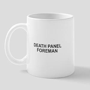 Death Panel Foreman Mug