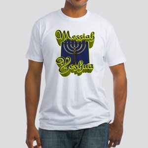 Messiah Yeshua Fitted T-Shirt