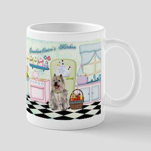 Grandma Cairn Terrier Mug