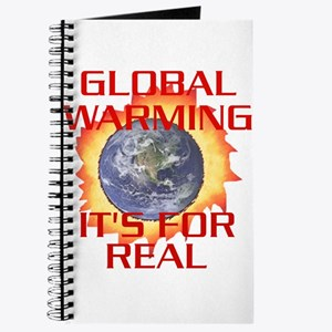 Global Warming Its for Real Journal