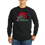 sick girl face 4 Sick TV1400 Long Sleeve T-Shirt