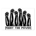 fightthepower Postcards (Package of 8)