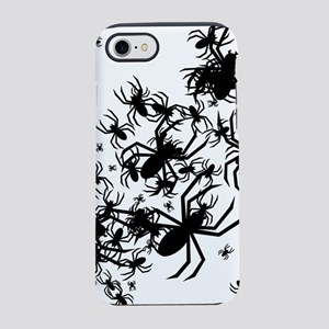 spiders_bl iPhone 7 Tough Case