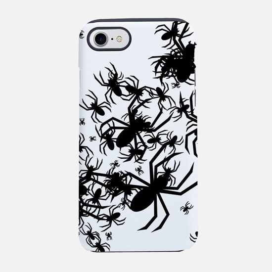 spiders_bl.png iPhone 7 Tough Case