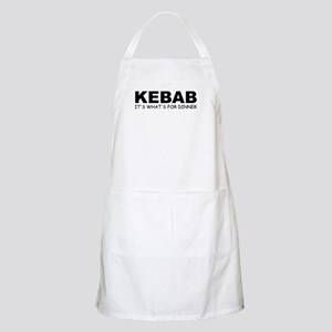 KEBAB: It's What's For Dinner BBQ Apron