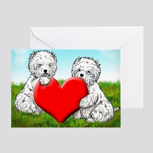 From the Heart Greeting Card