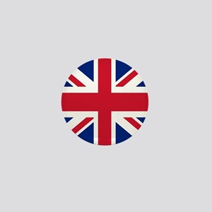 Union Jack - British Flag - Mini Button