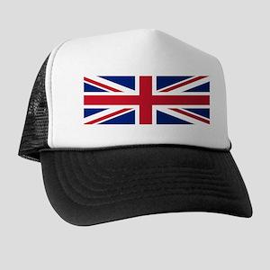 Trucker Hat - Union Jack