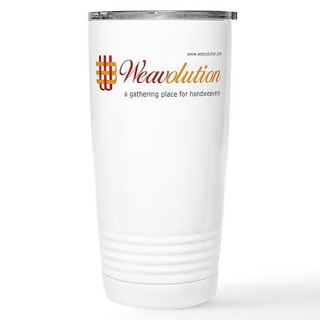 Weavolution Stainless Steel Travel Mug