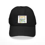 Priscilla's Nessie Black Cap