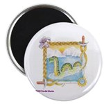 """Priscilla's Nessie 2.25"""" Magnet (10 pack)"""