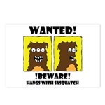 WANTED POSTER #2 Postcards (Package of 8)