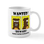 WANTED POSTER #2 Mug