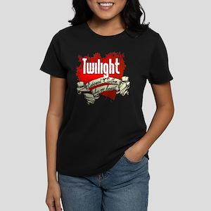 Edward Cullen Has My Heart Women's Dark T-Shirt
