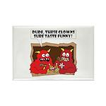 MONSTER eat CLOWNS Rectangle Magnet (100 pack)