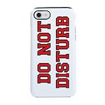 Do Not Disturb iPhone 7 Tough Case