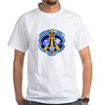 STS-128 White T-Shirt