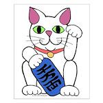 ManekiNeko Small Poster