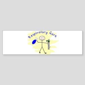 Respiratory Therapy 6 Bumper Sticker