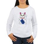 ManekiNeko Women's Long Sleeve T-Shirt