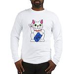 ILY Neko Cat Long Sleeve T-Shirt