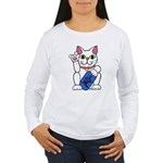 ILY Neko Cat Women's Long Sleeve T-Shirt