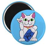 ILY Neko Cat Magnet