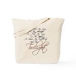 oddFrogg Twilight Moonlight Tote Bag
