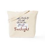 Twilight Joys Of The Night Tote Bag