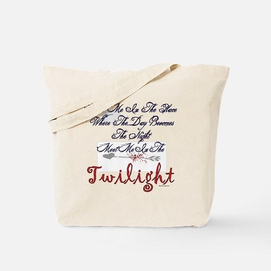 oddFrogg Meet Me In The Twilight Tote Bag