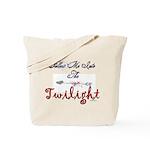 Follow Me Into The Twilight Tote Bag