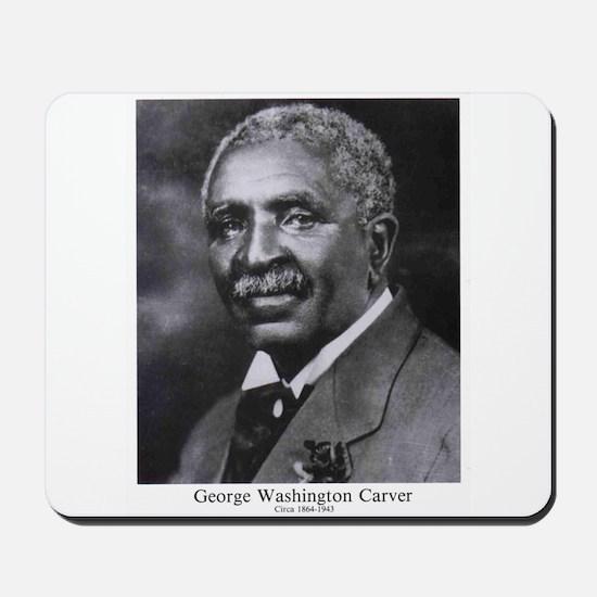 George Washington Carver Mousepad
