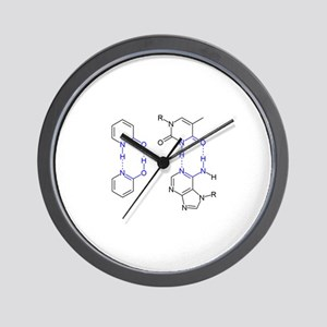 2-Pyridone Chemical Basepair Wall Clock