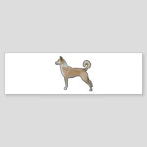 Cannan Bumper Sticker