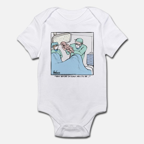 Best Before Infant Bodysuit