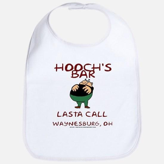 Hooch's Bar Bib