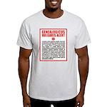 Genealogicus Vulgaris Light T-Shirt