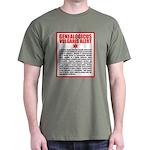 Genealogicus Vulgaris Dark T-Shirt