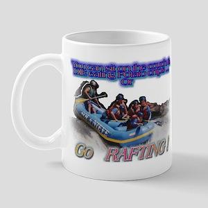 Go Rafting Mug