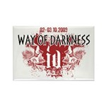 Way of Darkness Rectangle Magnet