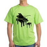 Music for the Soul Green T-Shirt