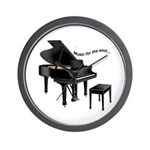 Music for the Soul Wall Clock