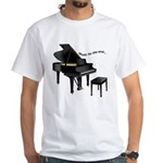 Music for the Soul White T-Shirt