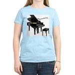 Music for the Soul Women's Pink T-Shirt