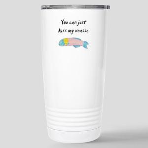 kiss my wrasse Mugs