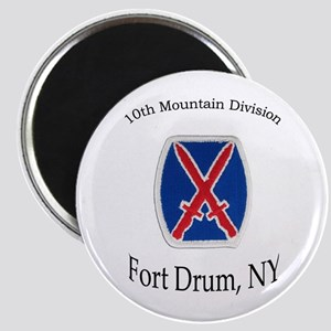 10TH MOUNTIAN DIV Magnet