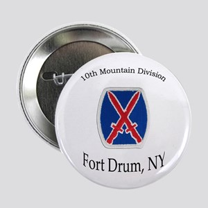 "10TH MOUNTIAN DIV 2.25"" Button"