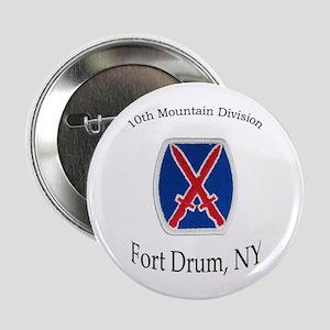 "10TH MOUNTIAN DIV 2.25"" Button"
